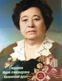 Гладышева Мария Александровна