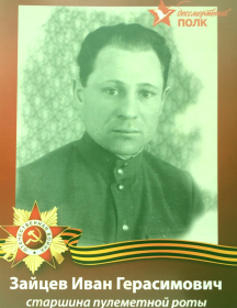 Зайцев Иван Герасимович