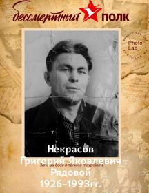 Некрасов Григорий Яковлевич