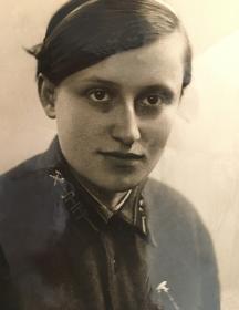 Шатберашвили Нина Александровна