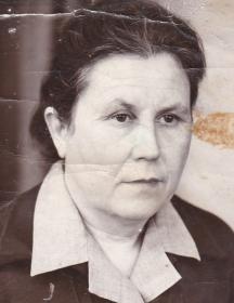 Борисова Мария Федосеевна