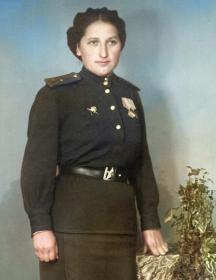 Савчук (Чеснокова) Галина Гавриловна