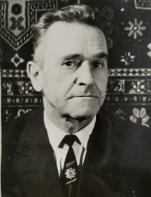 Соколов Яков Васильевич