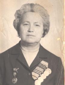 Алешкевич (Акимова) Тамара Ивановна