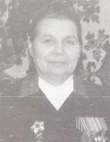 Соловьева (Коннова) Ксения Прокопьевна