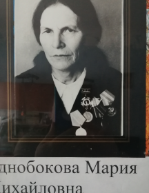 Однобокова Мария Михайловна