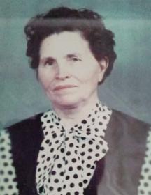 Щербакова Екатерина Федоровна