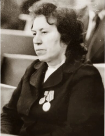 Рогулина Анна Андреевна