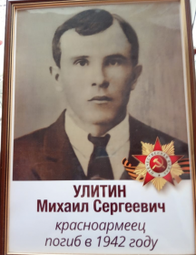Улитин Михаил Сергеевич