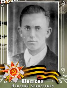 Шишкин Николай Алексеевич