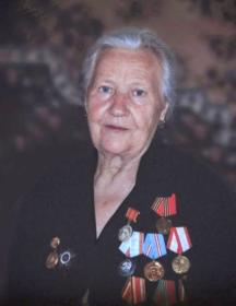 Струкова Прасковья Ивановна