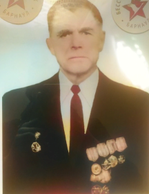Лузанов Александр Степанович