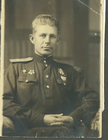 Неволин Михаил Захарович