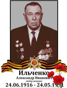 Ильченко Александр Иванович