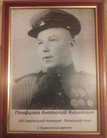 Панфилов Анатолий Яковлевич