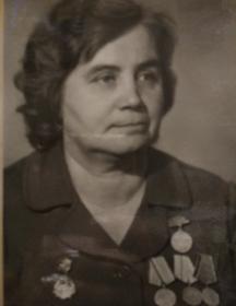 Филиппова (Кухаркина) Вера Александровна