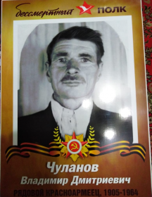 Чуланов Владимир Дмитриевич