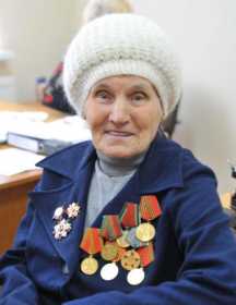 Татуйко Зинаида Максимовна
