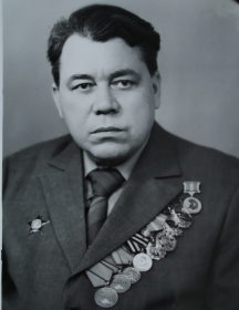 Новиков Фёдор Андреевич