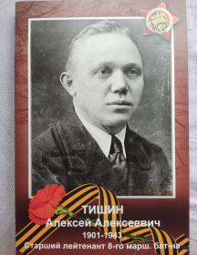 Тишин Алексей Алексеевич