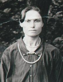 Анашкина (Сергиёнок) Матрёна Фёдоровна