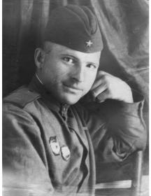 Шаромов Александр Михайлович