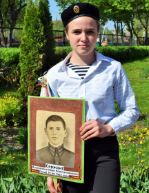 Московченко Иван Константинович