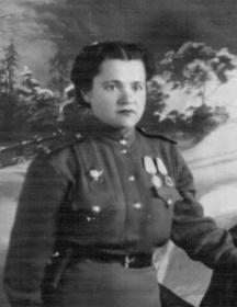 Рудь Анна Леонтьевна