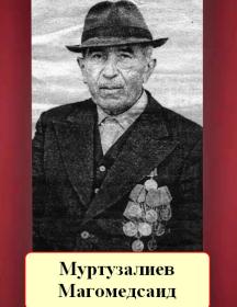 Муртузалиев Магомедсаид Муртузалиевич