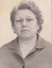 Осетрова Прасковья Петровна
