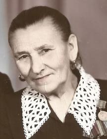 Язенкова Алефтина Михайловна