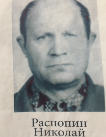 Распопин Николай Алексеевич