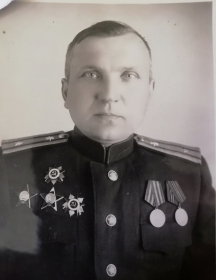 Волковицкий Николай Андреевич