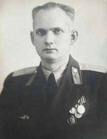 Морозов Георгий Сергеевич