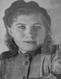 Васильева (Петраченкова) Марья Андреевна