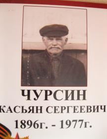 Чурсин Касьян Сергеевич