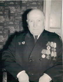 Савин Николай Алексеевич