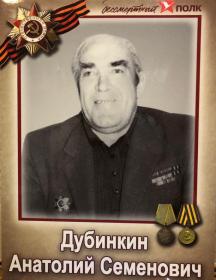 Дубинкин Анатолий Семёнович