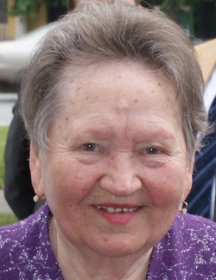 Шванова (Сенькина) Екатерина Петровна