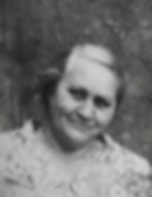 Дмитриева (Ермолаева) Евдокия Александровна