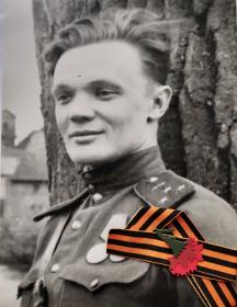 Евстафьев Виктор Михайлович