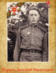 Жарких Дмитрий Васильевич