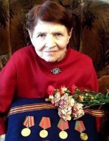 Загребаева Нина Ивановна