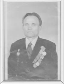 Юрчёнков Игнат Игнатьевич