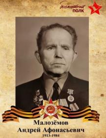 Малозёмов Андрей Афонасьевич