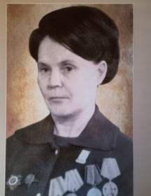 Чурсина Екатерина Петровна