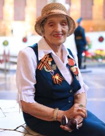 Шаммасова Нина Константиновна