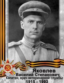 Яковлев Василий Степанович