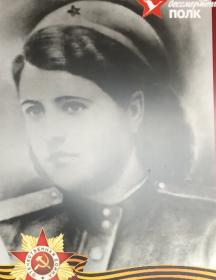 Садчикова Анастасия Дмитриевна