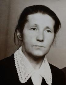 Яровая (Андрейченко) Мария Тарасовна